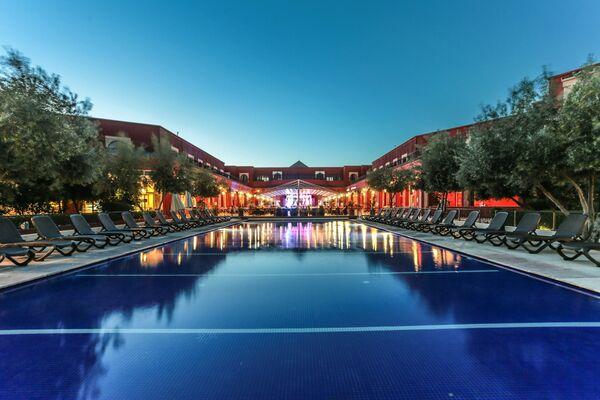 Holidays at Eden Andalou Suites, Aquapark & Spa in Eden Andalou Spa Resort, Marrakech