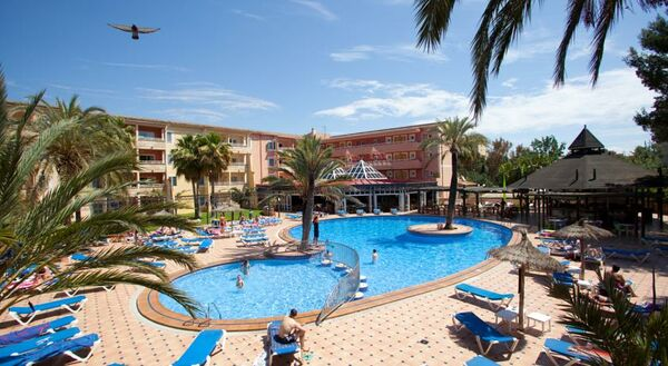 Holidays at Aquasol Aparthotel in Palma Nova, Majorca