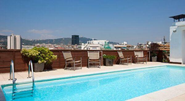 Holidays at Nh Barcelona Stadium Hotel in Greater Barcelona, Barcelona