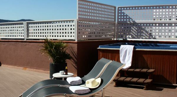 Holidays at Garbi Millenni Hotel in Parallel, Barcelona