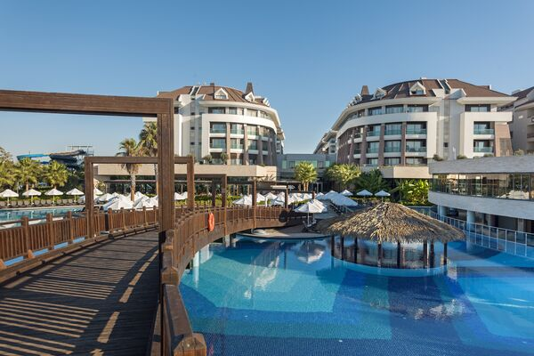 Holidays at Sherwood Dreams Resort in Bogazkent, Belek