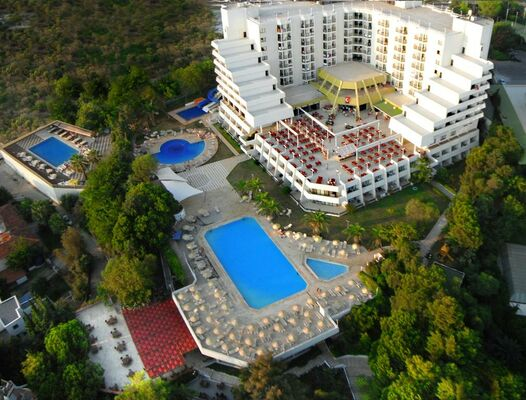 Holidays at Vista Hill Hotel in Kusadasi, Bodrum Region