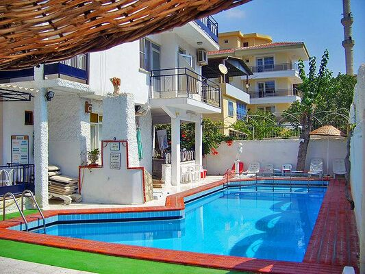 Holidays at Villa Fortin Hotel in Kusadasi, Bodrum Region