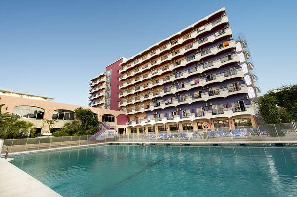 Holidays at Monarque Fuengirola Park Hotel in Fuengirola, Costa del Sol
