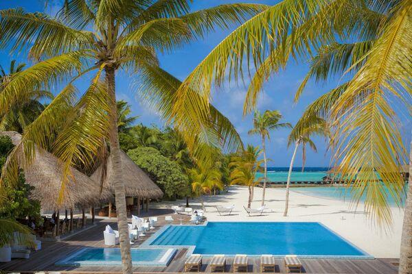 Holidays at Maafushivaru Maldives in Maldives, Maldives
