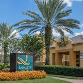 Holidays at Quality Suites Lake Buena Vista Hotel in Lake Buena Vista, Florida