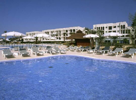 Holidays at Yellow Alvor Garden Hotel in Alvor, Algarve