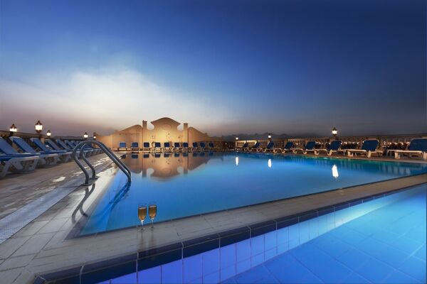 Holidays at Il Mercato Hotel & Spa in Om El Seid Hill, Sharm el Sheikh