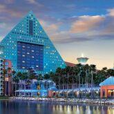 Walt Disney World Dolphin Hotel Picture 15