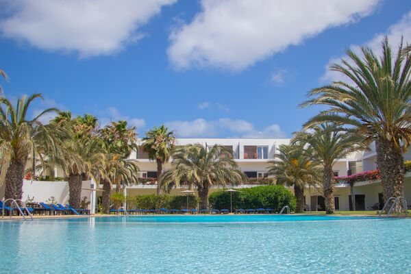 Holidays at Dunas De Sal Hotel in Sal, Cape Verde