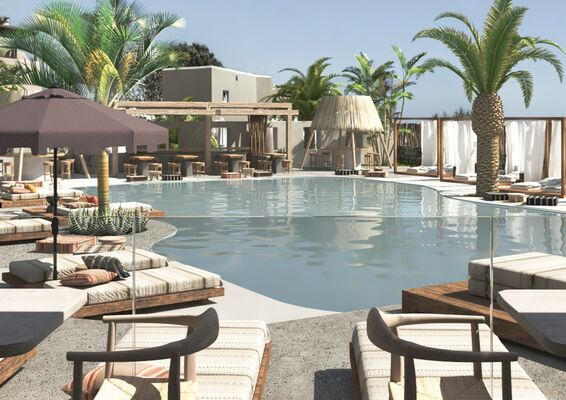 Holidays at Eliros Mare Hotel in Kavros, Crete