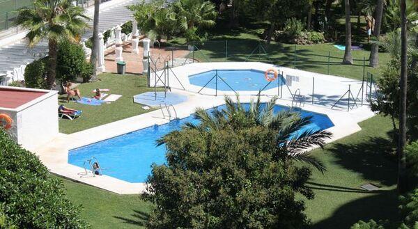 Holidays at Jardines de Gamonal Apartments in Benalmadena, Costa del Sol