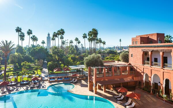 Holidays at Medina Gardens - Adults Only in Marrakech, Morocco