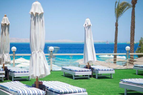 Holidays at Minamark Beach Resort Hotel in Hurghada, Egypt