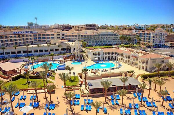 Holidays at Marina Sharm Hotel in Naama Bay, Sharm el Sheikh
