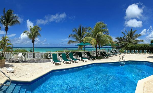 Holidays at Coral Sands Beach Resort in Christchurch, Barbados