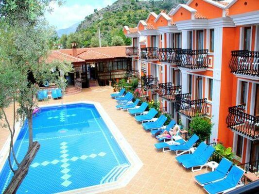 Holidays at Magic Tulip Beach Hotel in Olu Deniz, Dalaman Region
