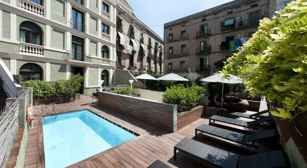 Holidays at Catalonia Port Hotel in Gothic Quarter, Barcelona