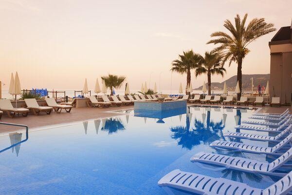 Holidays at Alaaddin Beach Hotel - Adults Only (18+) in Alanya, Antalya Region