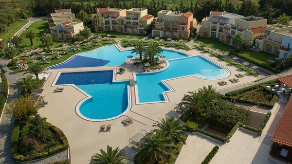 Holidays at Pilot Beach Resort in Georgioupolis, Crete