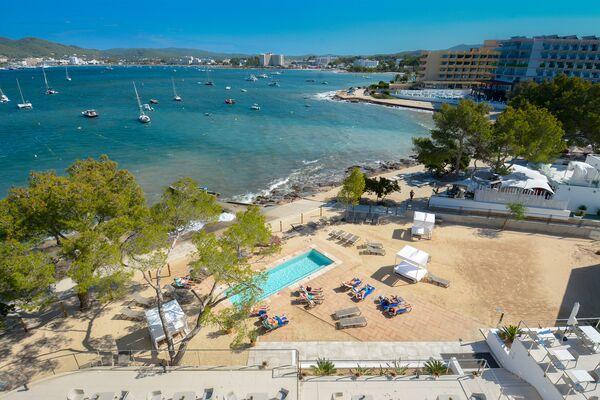 Holidays at Els Pins Resort and Spa in San Antonio Bay, Ibiza