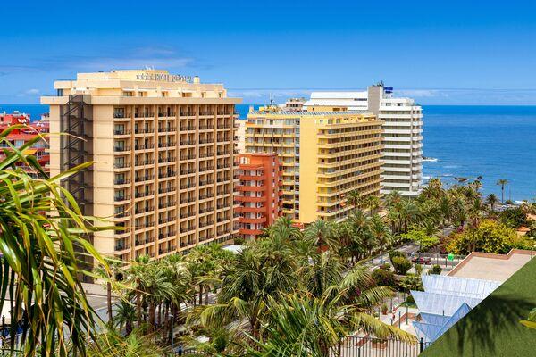 Holidays at Be Live Experience Orotava in Puerto de la Cruz, Tenerife