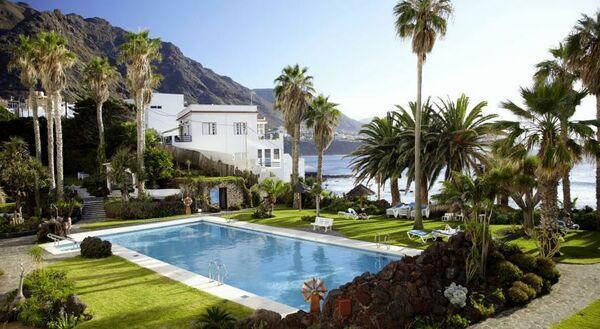 Holidays at Oceano Vitality Hotel in Bajamar, Tenerife