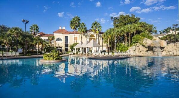 Holidays at Sheraton Vistana Resort in Lake Buena Vista, Florida