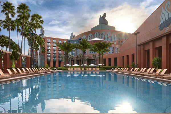 Holidays at Walt Disney World Swan Resort in Disney, Florida