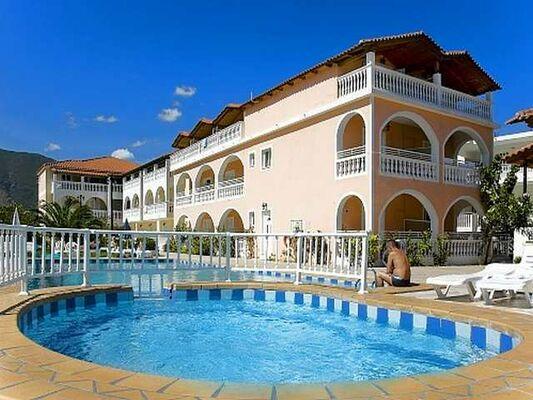 Holidays at Plessas Palace Hotel in Alykanas, Zante