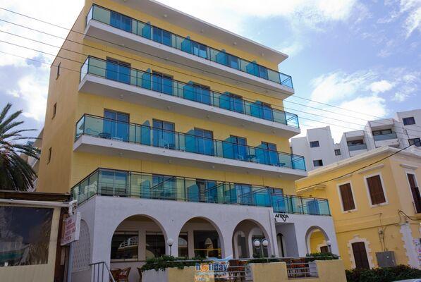 Holidays at Africa Hotel in Rhodes Town, Rhodes