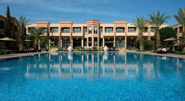 Holidays at Zalagh Kasbah Hotel & Spa in Agdal, Marrakech