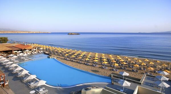 Holidays at Aks Minoa Palace Hotel in Karteros, Heraklion