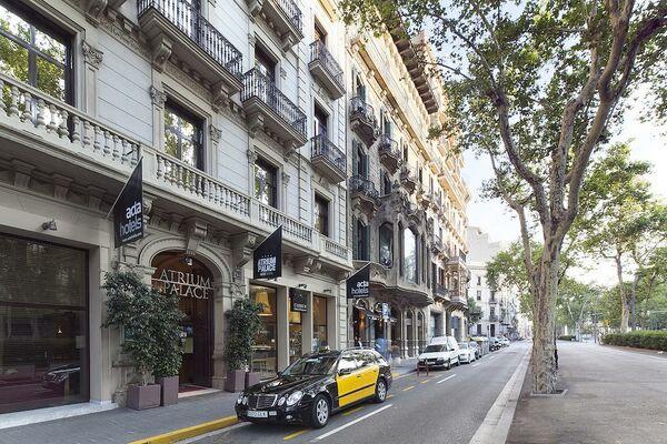Holidays at Acta Atrium Palace Hotel in Paseo de Gracia, Barcelona