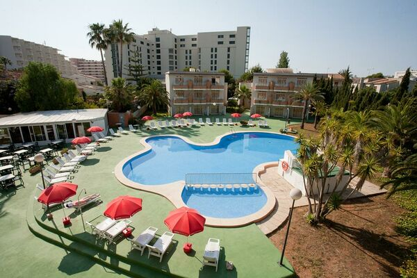 Holidays at Club Sa Coma Apartments in Sa Coma, Majorca