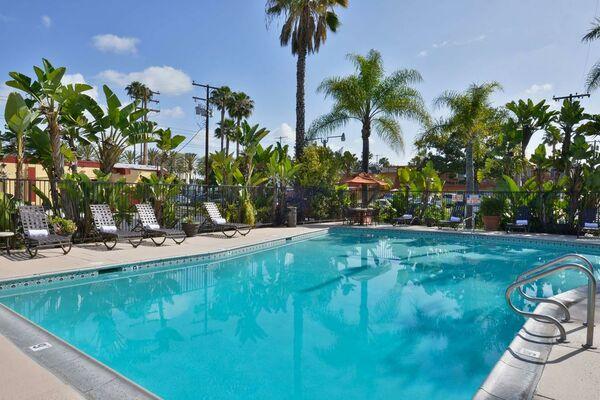 Holidays at Best Western Plus Pavillions Hotel in Anaheim, California