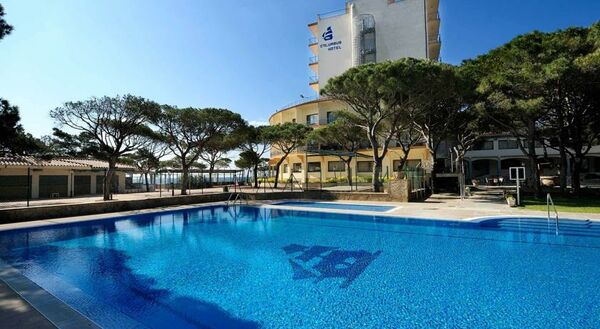 Holidays at Columbus Hotel in Platja d'Aro, Costa Brava