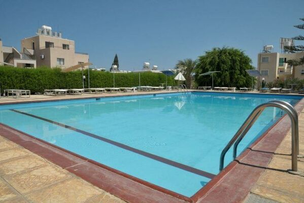 Holidays at Debbie Xenia Aparthotel in Protaras, Cyprus