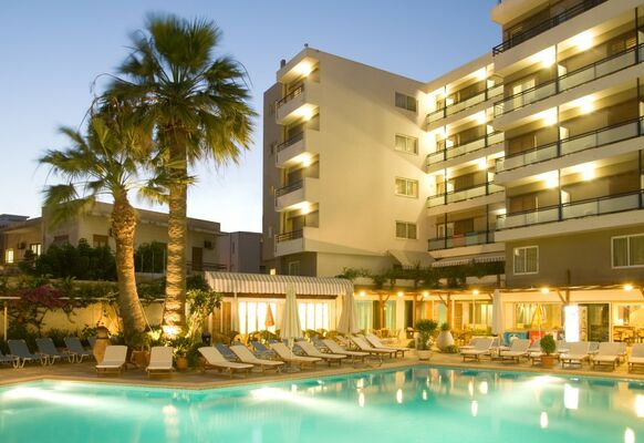 Holidays at Best Western Plaza Hotel in Rhodes Town, Rhodes