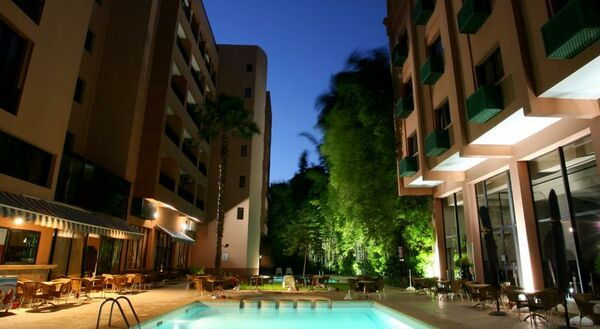 Holidays at Meriem Hotel in Marrakech, Morocco