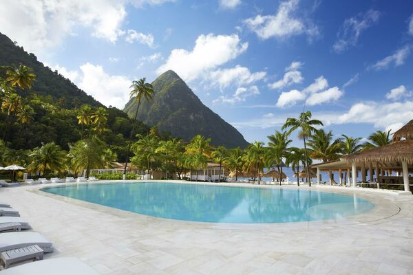 Holidays at Sugar Beach A Viceroy Resort Hotel in Soufriere, St Lucia