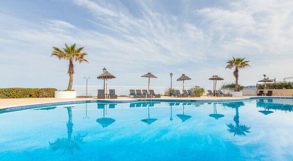 Holidays at Marina Palace Apartments in San Antonio Bay, Ibiza