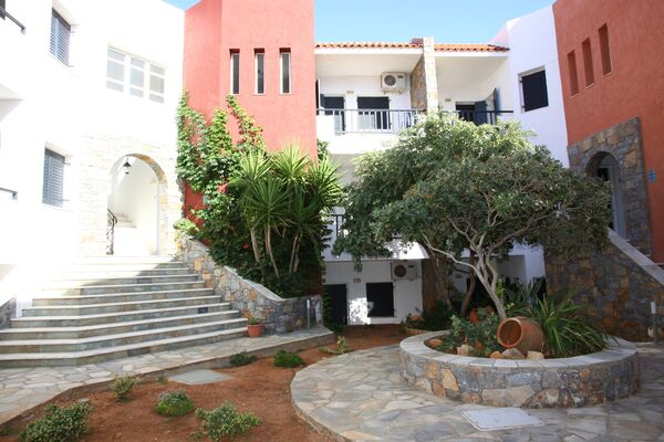 Holidays at Sweet Memory Apartments in Gouves, Crete