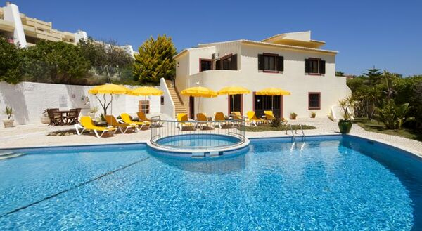 Holidays at Villa Marazul in Lagos, Algarve