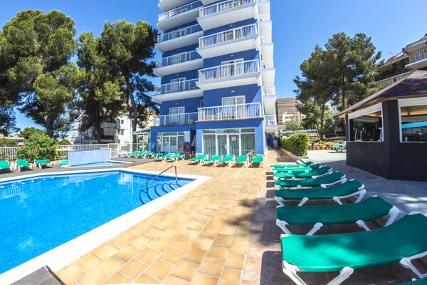 Holidays at Paradise Beach Music Hotel - Adults Only in El Arenal, Majorca