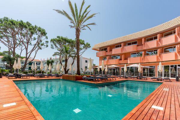 Holidays at Vilamoura Garden Hotel in Vilamoura, Algarve