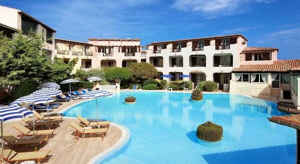 Holidays at Colonna Park Hotel in Porto Cervo, Sardinia