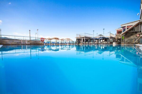 Holidays at Servatur Montebello Apartments in Puerto Rico, Gran Canaria