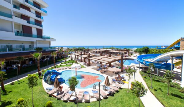 Holidays at Adalya Ocean Deluxe in Colakli, Side
