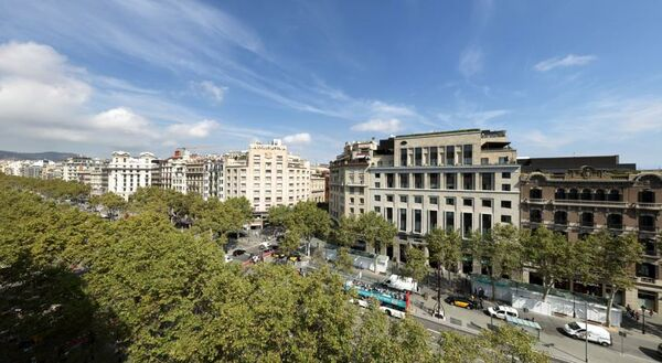 Holidays at Eurostars BCN Design Hotel in Paseo de Gracia, Barcelona